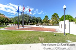 Military Court Of Honor Located In Largo Central Park