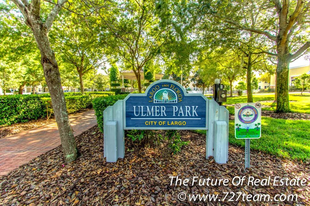 Ulmer Park City Of Largo