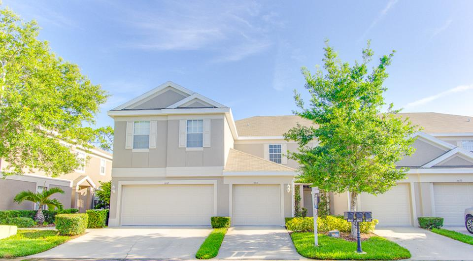 Townhomes In Pinellas County