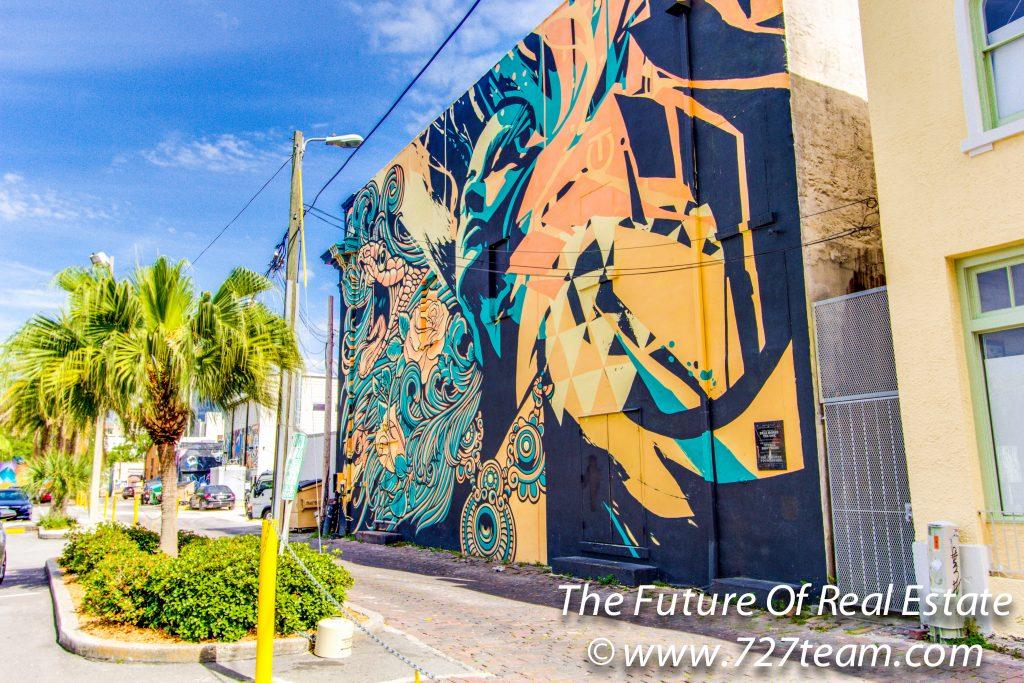 street art downtown