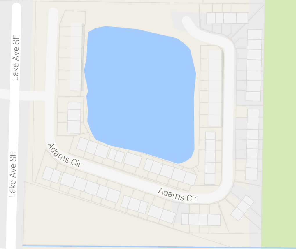 Adams Landing Townhomes In Largo, FL