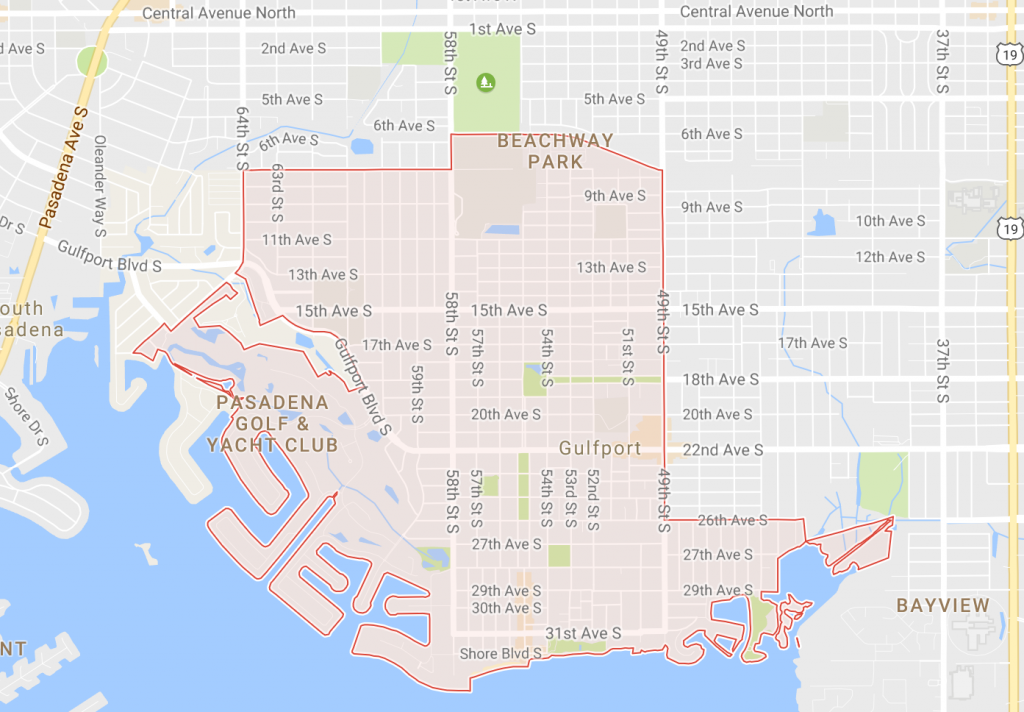 Gulfport Properties For Sale