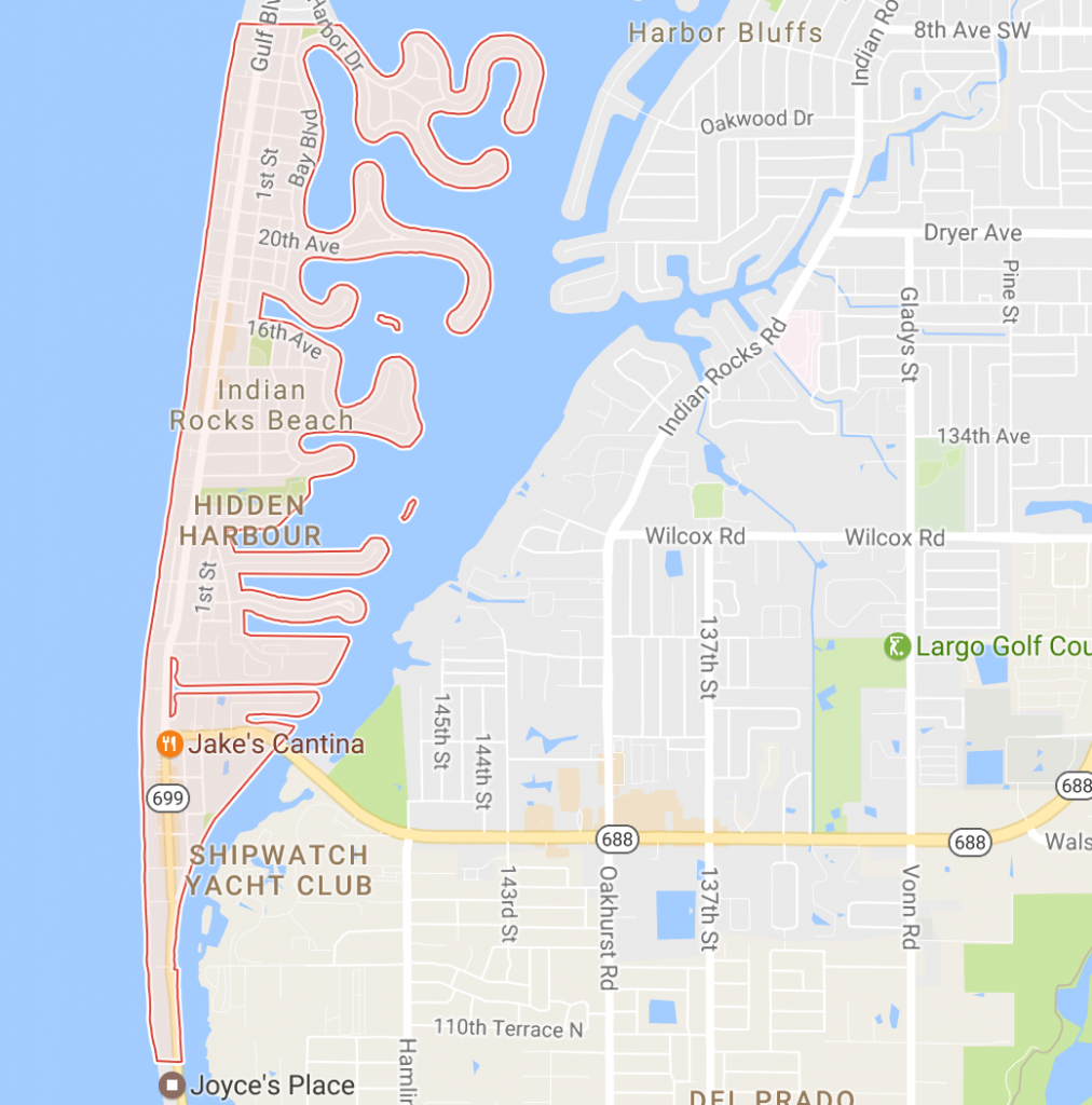 Indian Rocks Beach Properties For Sale
