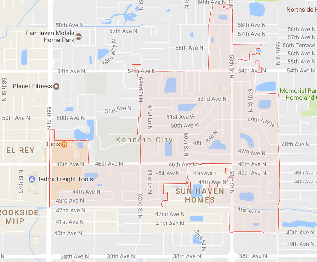 Kenneth City Properties For Sale