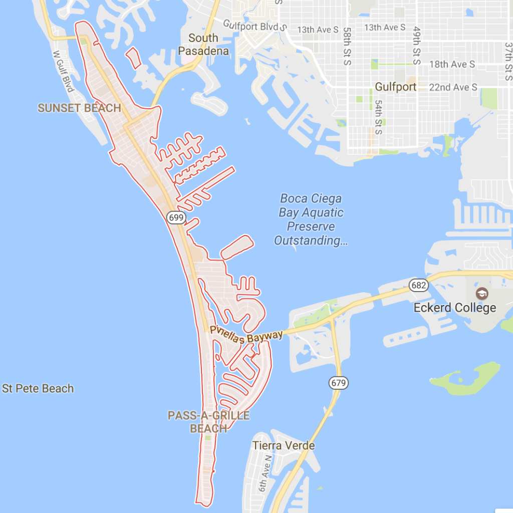 St Pete Beach Properties For Sale