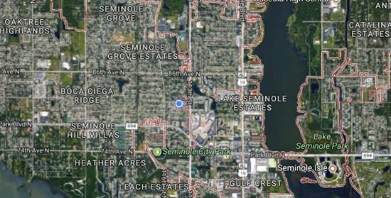 Seminole, FL Is Growing