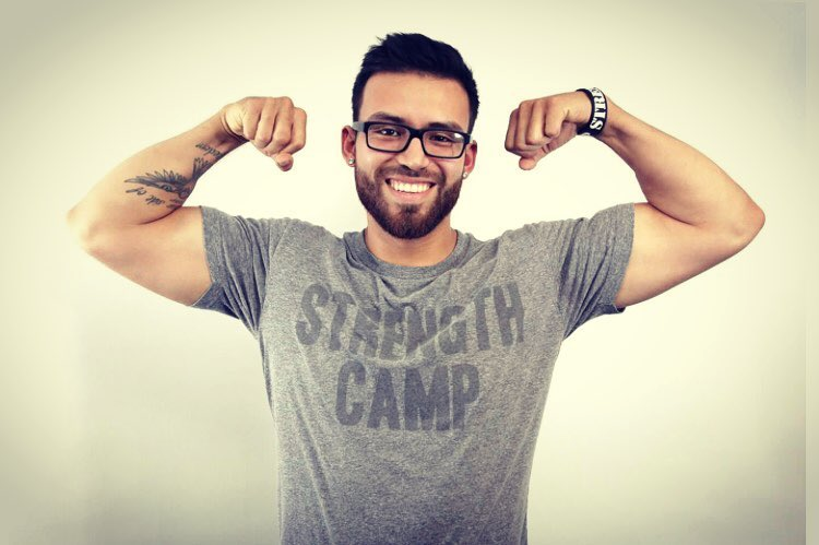Realtor For Strength Camp Coach