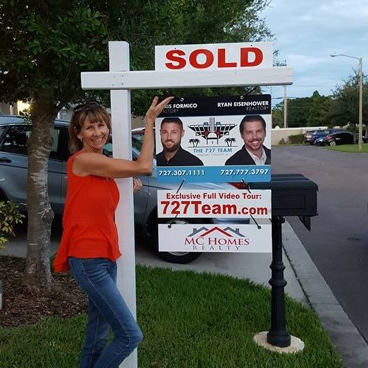 Sold Cyndy's Home