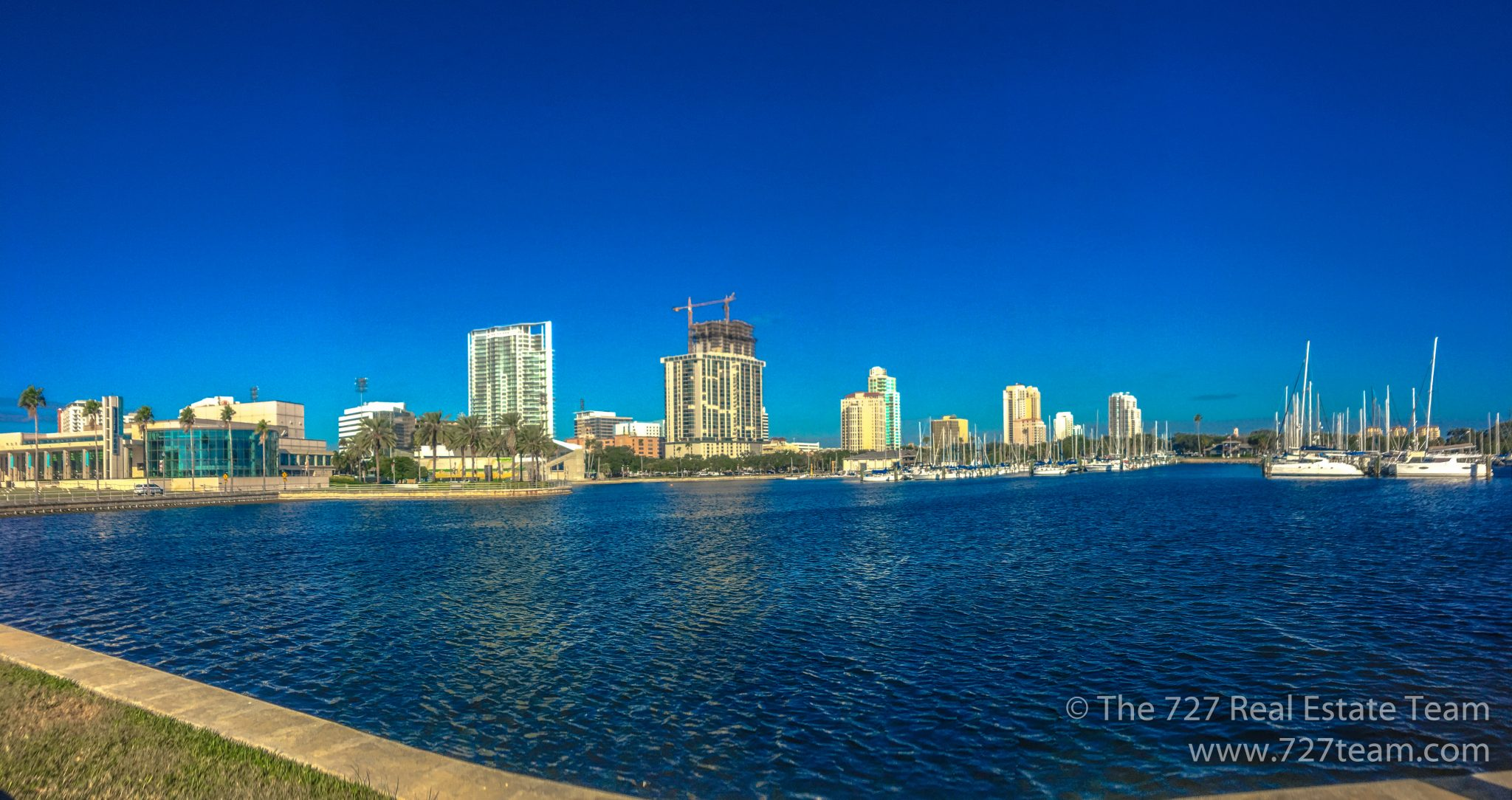 Tampa Bay St Pete Downtown