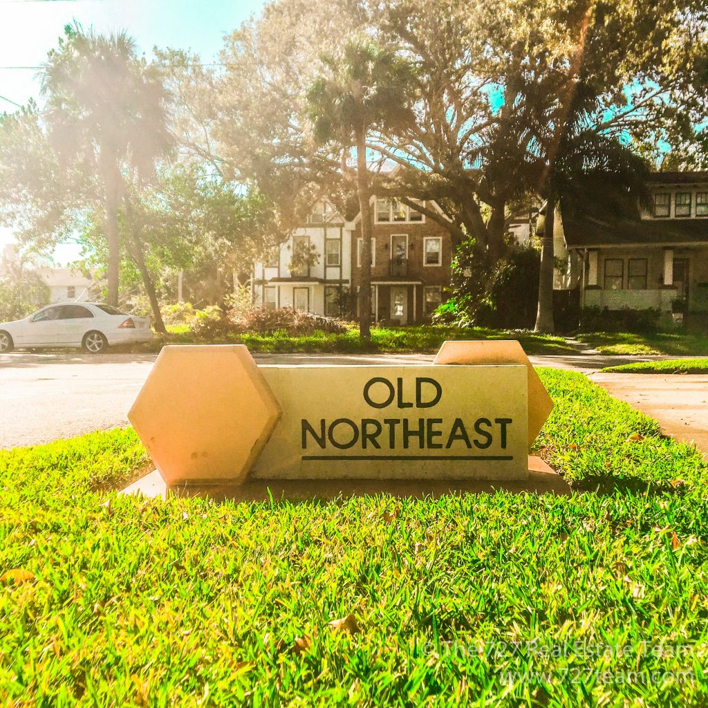 Old NE St. Pete