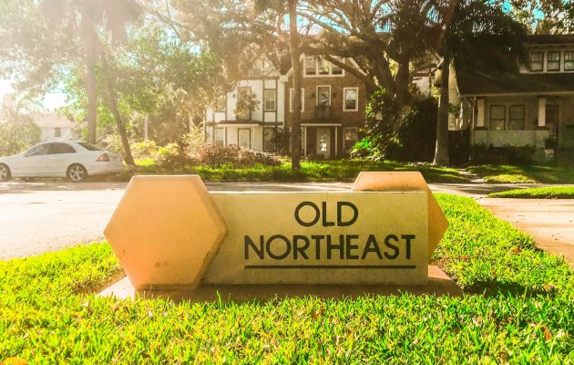 Old NE St. Pete