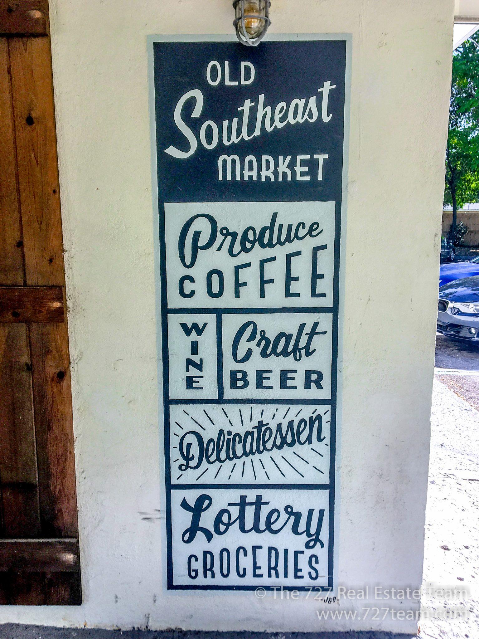 Old southeast market