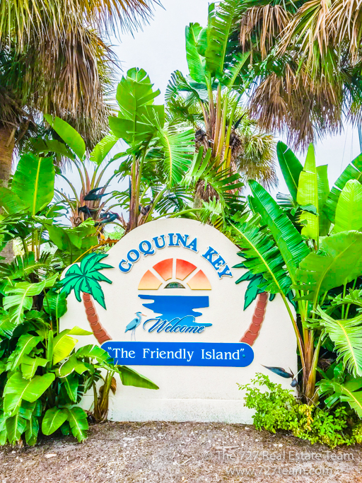 coquina key sign