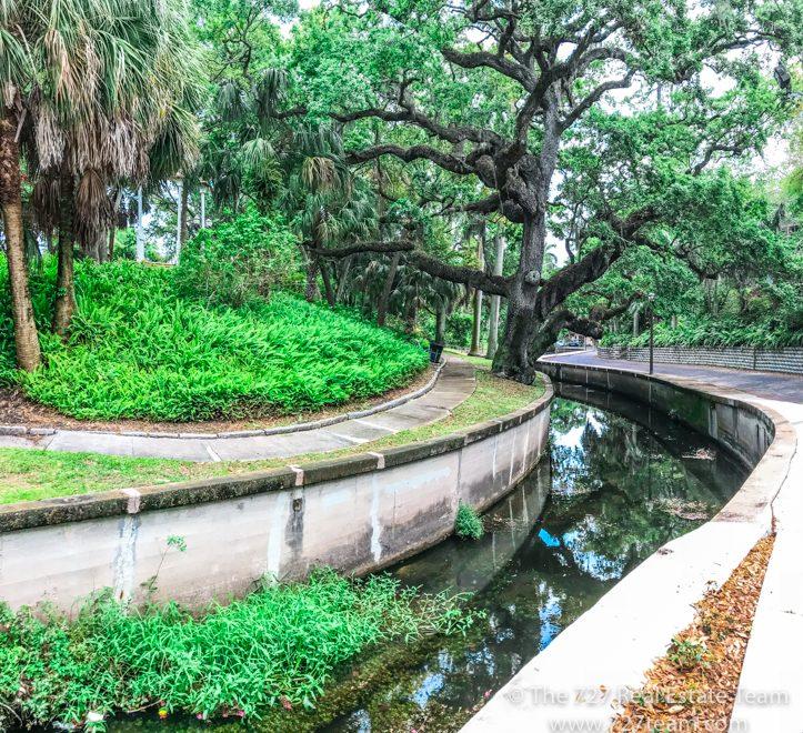 Historic roser park