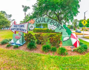 gulfport sign