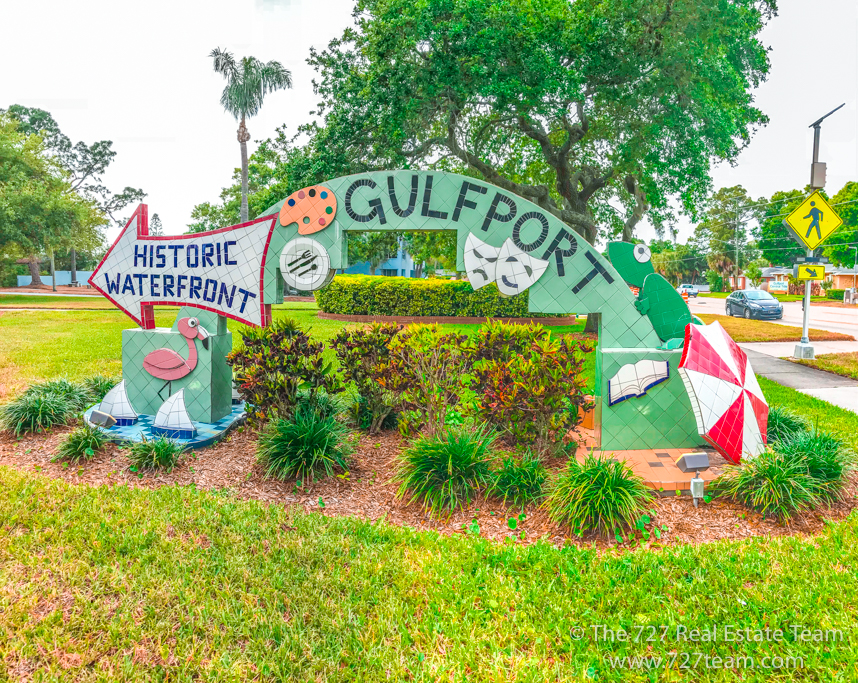 gulfport sign