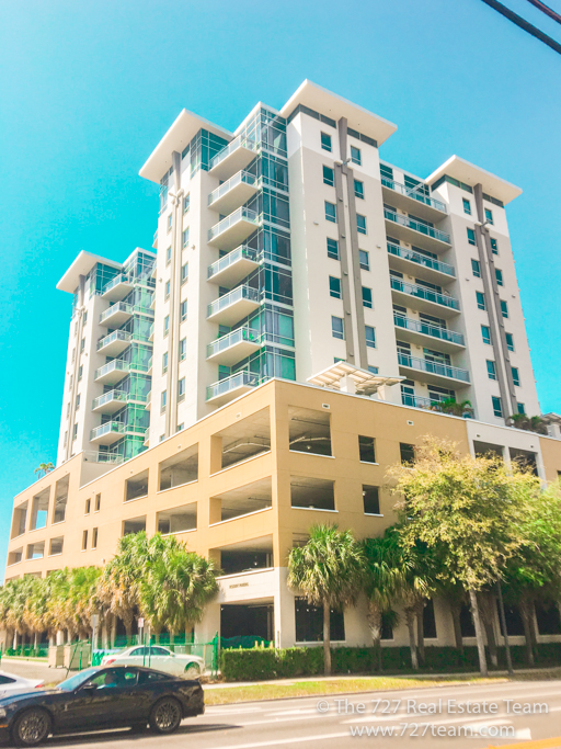 the sage condo downtown st pete