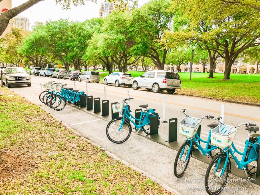 bike rental DTSP