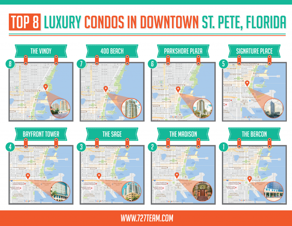 The 727 Team » Top 8 Luxury Condos In Downtown St. Petersburg, FL ...
