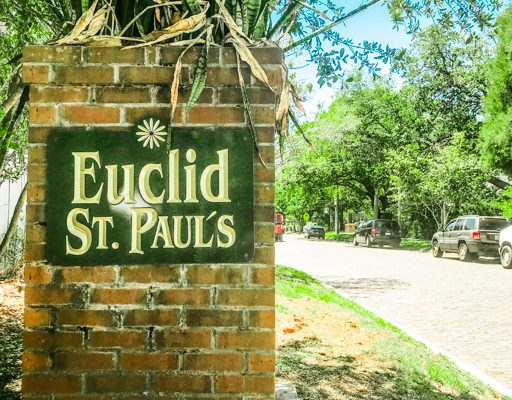 Euclid St. Paul's neighborhood