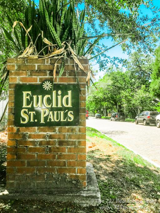 Euclid St. Paul's neighborhood