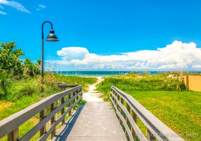 Clearwater Beach – Mandalay Subdivision – Beach Access