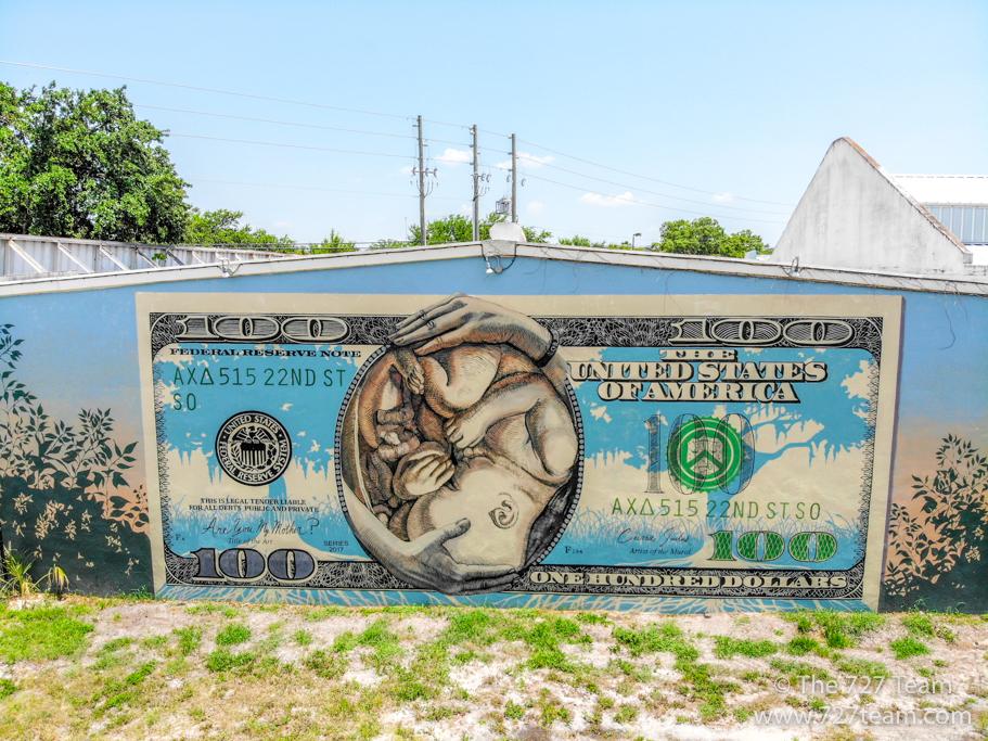 Warehouse Arts Mural